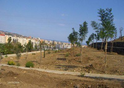 Parco urbano (quartiere Librino) Catania